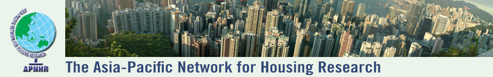 The Asia-Pacific Network for Housing Research